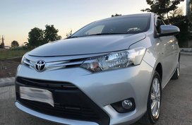 2017 Toyota Vios Automatic at 20000 km for sale in Santiago