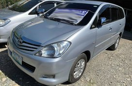 Selling 2nd Hand 2010 Toyota Innova Diesel Automatic