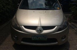 Selling Mitsubishi Grandis 2007 Automatic Gasoline in Quezon City