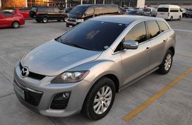 Selling Mazda Cx-7 2011 Automatic Gasoline in Manila