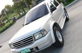 Selling Ford Everest 2004 Manual Diesel in Antipolo