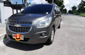 Selling Chevrolet Spin 2014 Automatic Gasoline in Calamba