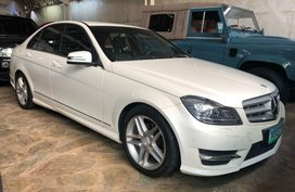 Mercedes-Benz C220 2013 for sale in Quezon City