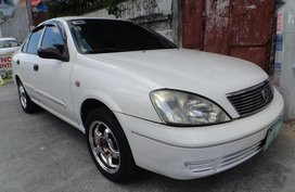 2nd Hand Nissan Sentra 2005 for sale in Quezon City