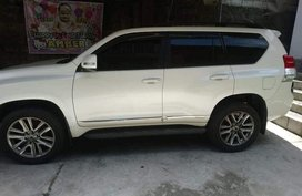 2nd Hand Toyota Land Cruiser Prado 2013 Automatic Diesel for sale in Malabon