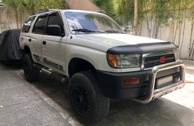 Selling Toyota 4Runner 1997 at 50000 km in Quezon City