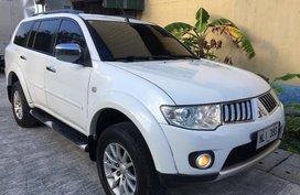 Selling Used Mitsubishi Montero Sport 2009 in Marilao