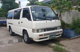 2nd Hand Nissan Urvan 2013 for sale in Cainta