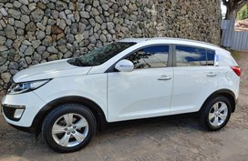 2nd Hand Kia Sportage 2013 Automatic Diesel for sale in Baguio