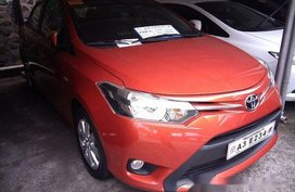 Selling Orange Toyota Vios 2018 at 1545 km in Tanay