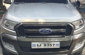 Selling Ford Ranger 2016 in Quezon City