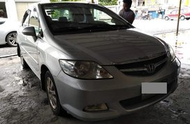 2008 Honda City Automatic Silver at 89000 km for sale in Pasig