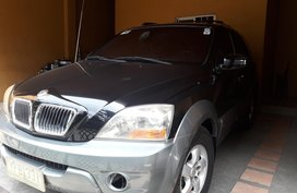 Selling 2nd Hand 2008 Kia Sorento Automatic Black