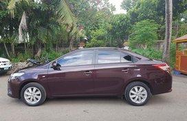 Selling 2016 Toyota Vios Manual at 5000 km