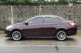 2017 Toyota Vios Automatic at 19000 km for sale in Pasig
