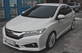 Selling 2nd Hand 2014 Honda City Automatic White