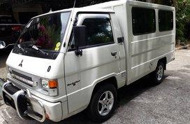 2014 Mitsubishi L300 Manual White at 69000 km for sale in Pasig