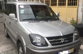 Selling 2nd Hand Silver 2015 Mitsubishi Adventure Manual Silver