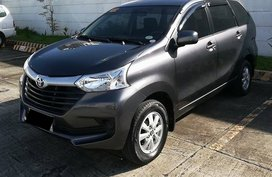 2017 Toyota Avanza Automatic Gray at 13000 km for sale in Pasig