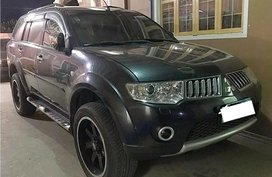 2011 Mitsubishi Montero Sport Manual Gray at 60000 km for sale in Pasig