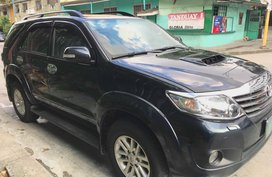 2014 Toyota Fortuner Automatic at 38000 km for sale in Pasig