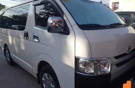 2016 Toyota Hiace Automatic at 37000 km for sale in Pasig