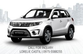 Selling White 2019 Suzuki Vitara Brand New Suv in Muntinlupa