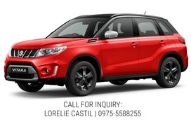 Selling Brand New Red 2019 Suzuki Vitara in Muntinlupa