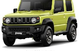 2019 Brand New Suzuki Jymny for sale in Muntinlupa