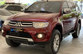 2014 Mitsubishi Montero Sport Automatic at 59000 km for sale in Makati