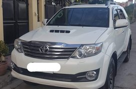 Selling 2nd Hand Toyota Fortuner 2015 in Apalit