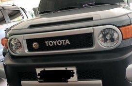 Selling Toyota Fj Cruiser 2014 Automatic Gasoline in Cebu City