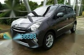 Toyota Wigo 2016 Manual Gasoline for sale in Aringay
