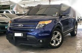 Ford Explorer 2015 Automatic Gasoline for sale in Makati