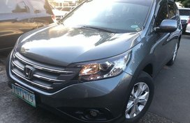 2nd Hand Honda Cr-V 2012 Automatic Gasoline for sale in Quezon City