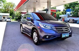 Sell 2nd Hand 2013 Honda Cr-V at 50000 km in Lemery