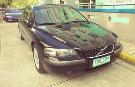 Sell Used 2002 Volvo S60 at 80000 km in Baguio