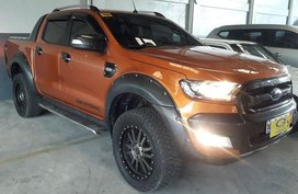 Sell 2nd Hand 2016 Ford Ranger Automatic Diesel at 30000 km in San Fernando