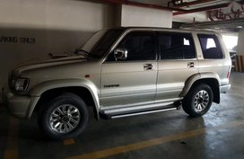 Used Isuzu Trooper 2002 for sale in Pasig