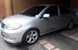 Selling Silver Toyota Vios 2005 Automatic Gasoline in Pasig