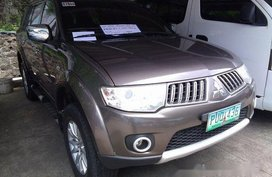 Mitsubishi Montero Sport 2010 Manual Diesel for sale in Tanay