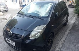 2nd Hand Toyota Yaris 2008 Manual Gasoline for sale in Manila
