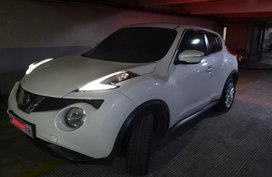 White Nissan Juke 2016 for sale in Pasig