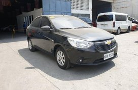 2nd Hand Chevrolet Sail 2018 for sale in Parañaque