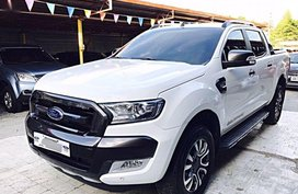 Selling 2nd Hand Ford Ranger 2017 in Mandaue