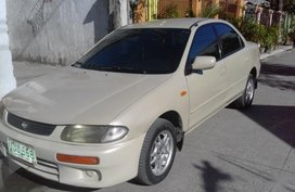 Selling Mazda 323 1996 Manual Gasoline in Rodriguez
