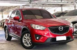 2nd Hand Mazda Cx-5 2014 for sale in Quezon City