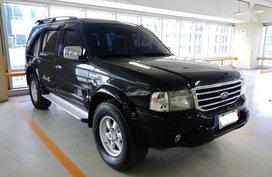 Used Ford Everest 2004 Manual Diesel for sale in Mandaue