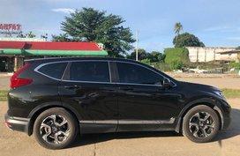 Selling Honda Cr-V 2018 Automatic Gasoline in Davao City