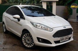 Selling Used Ford Fiesta 2014 in Quezon City